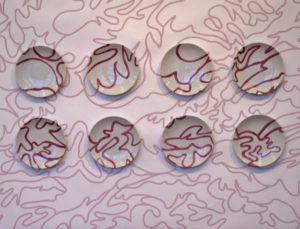 diskarekki, ceramic, keramík hönnun